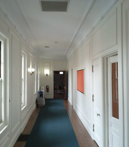 Lake Forest Academy Finished Interior Painting