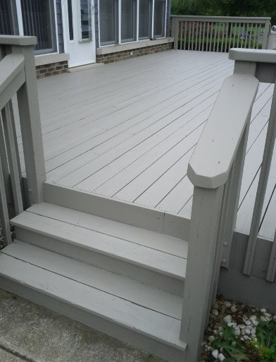 Solid Body Exterior Deck Stain