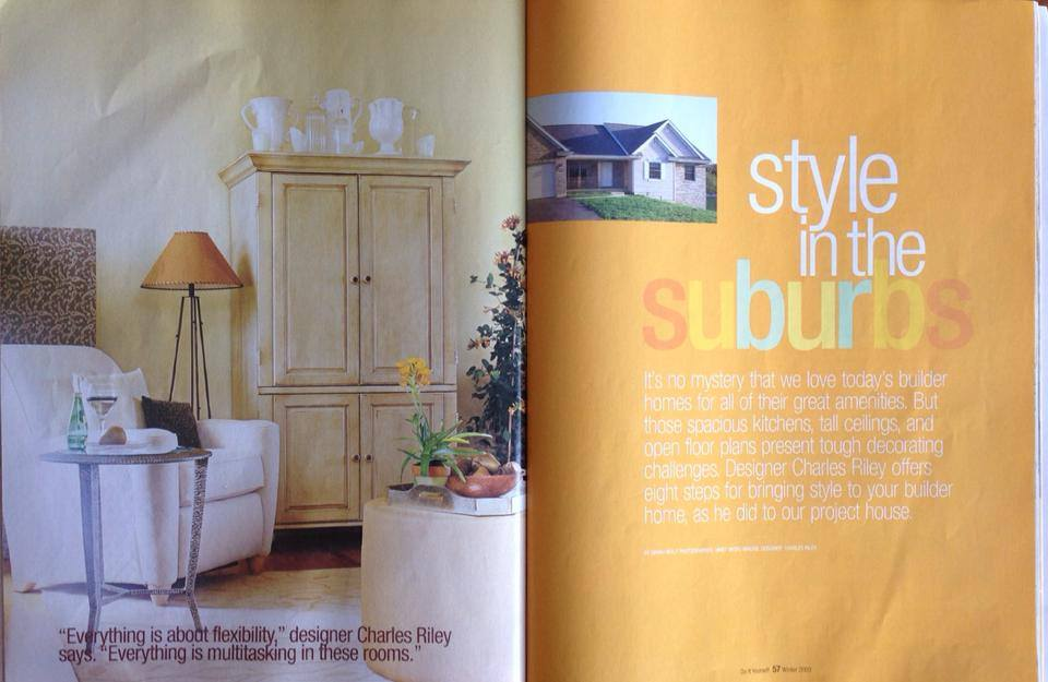 JP Interiors, LLC featured in Better Homes & Gardens 1