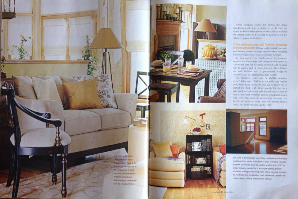 JP Interiors, LLC featured in Better Homes & Gardens 3