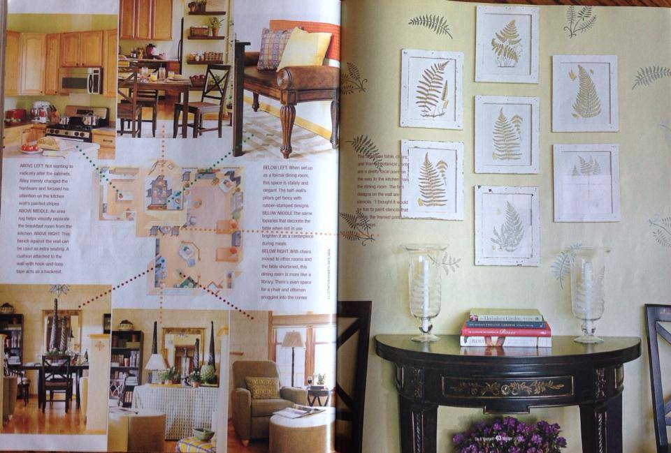 JP Interiors, LLC featured in Better Homes & Gardens 4