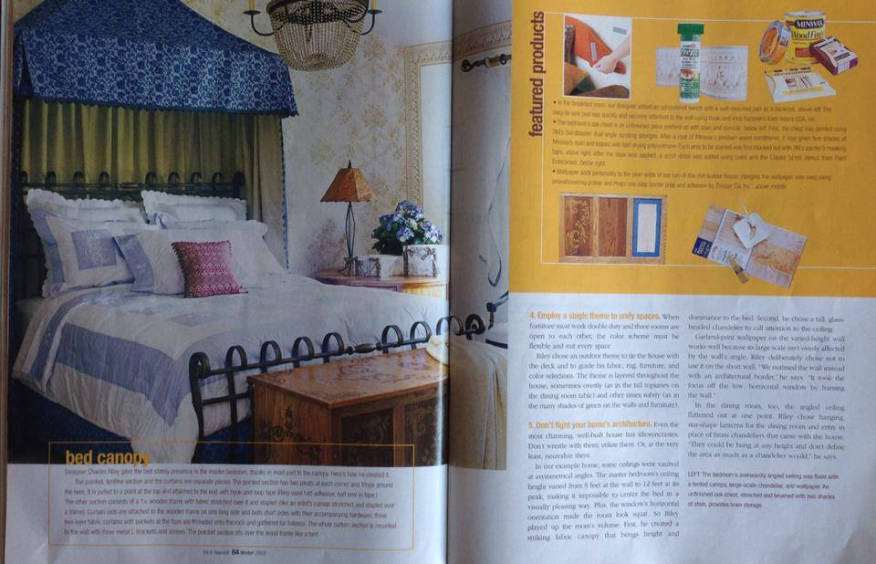 JP Interiors, LLC featured in Better Homes & Gardens 5