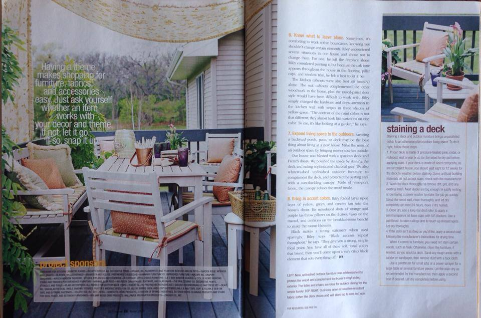 JP Interiors, LLC featured in Better Homes & Gardens 6