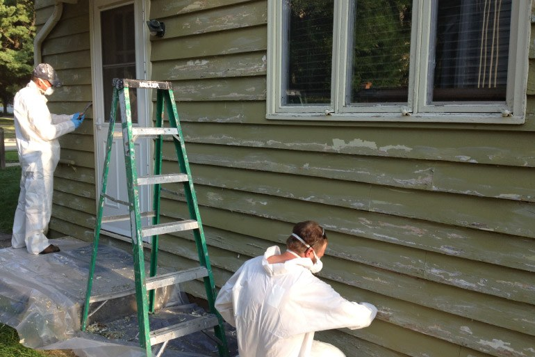 Safely Working With Lead Paint - Geneva IL